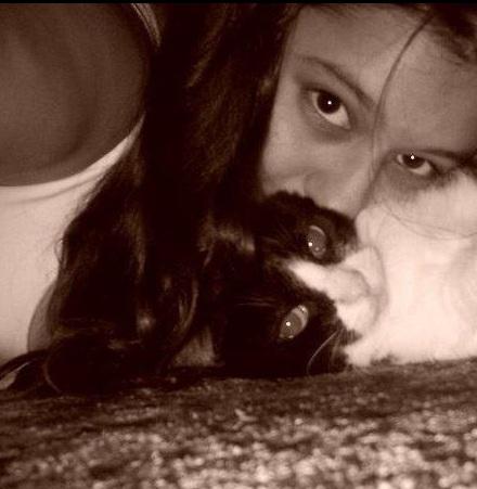 Essa é a Loka, provavelmente, com a Sofia
