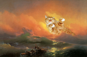 cats-photoshopped-into-classical-art-wildammo-1