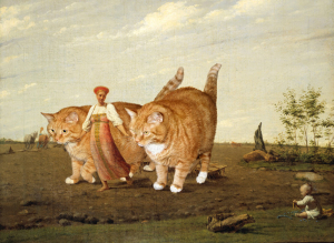cats-photoshopped-into-classical-art-wildammo-40